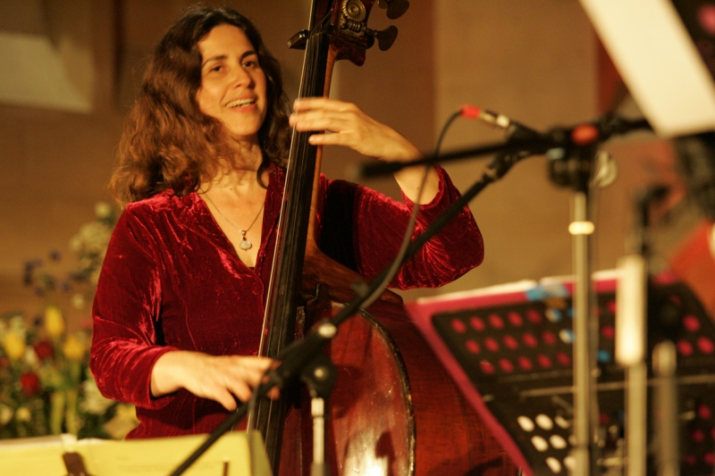 Daphna Sadeh- photo by Claire Borley077